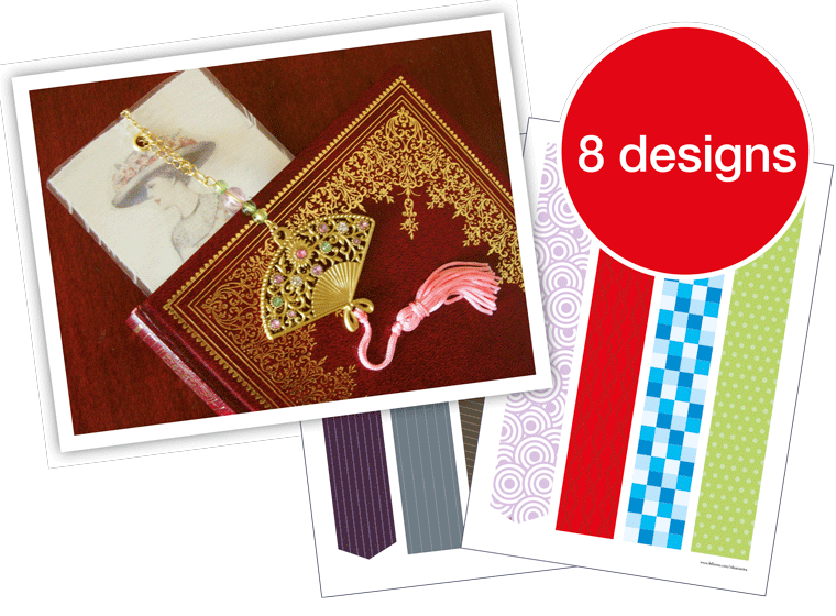 Fellowes Idea Centre - Ideas For Home - Crafty Creations - Bookmarks