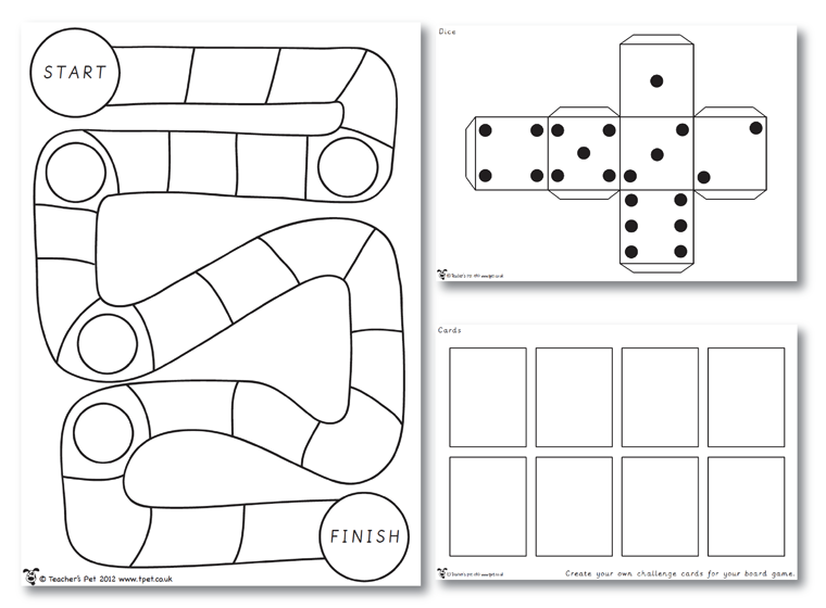 blank board game template board game template blank board game 15
