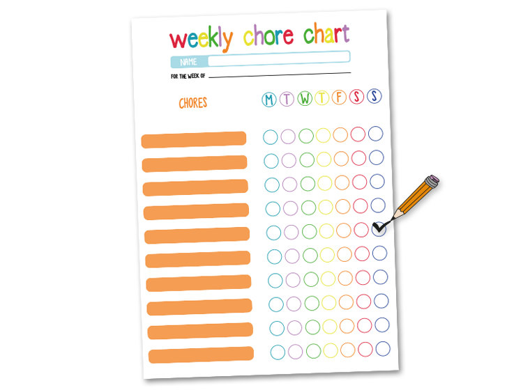 fellowes idea centre ideas for home organisation weekly chore