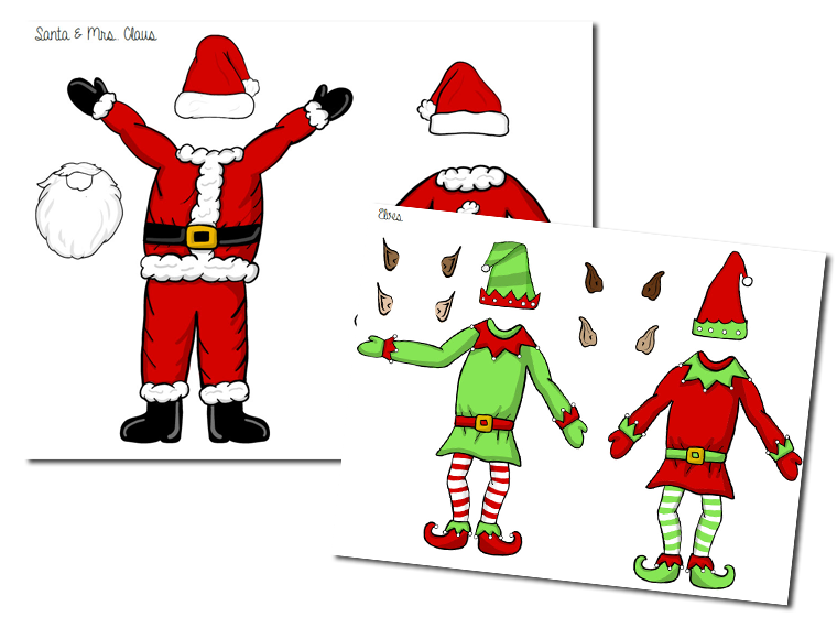 Christmas Cut Outs